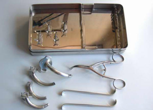 Set tracheotomia 1