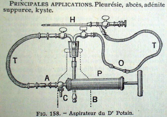 Dr. Potain Aspirator catalog