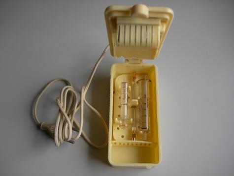 Bollitore casalingo per siringhe Electro Boyler