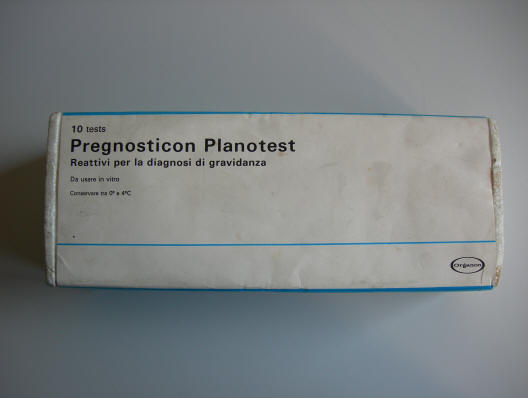 pregnosticon planotest