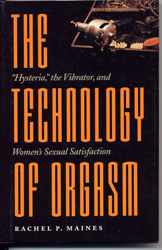"""The Technology of Orgasm"""