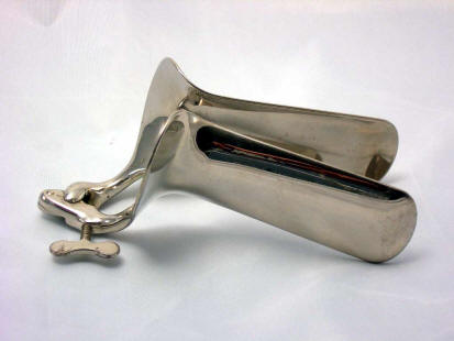 vaginal speculum Collin 1