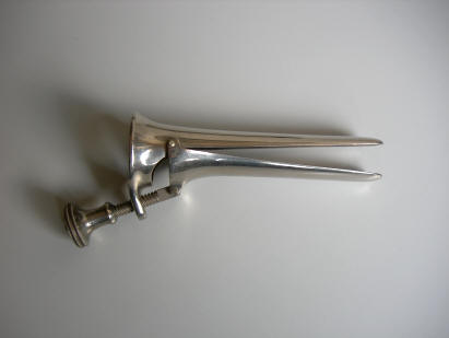 small vaginal speculum for virgin
