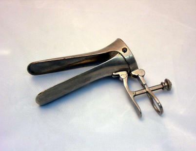 Cusco's speculum folding handle