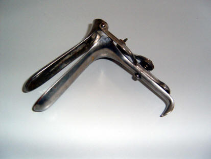 Vaginal speculum - Graves 1